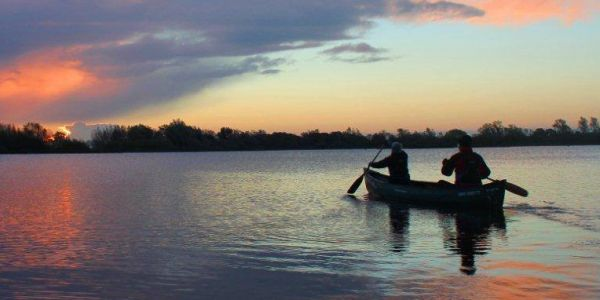 Overnight Canoe Trails -